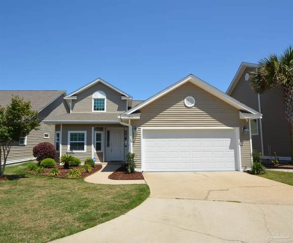 1074 Lionsgate Ln, Gulf Breeze, FL 32563 (MLS #588374) :: Connell & Company Realty, Inc.