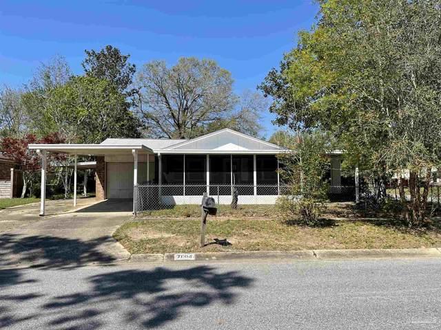 7004 Balboa Dr, Pensacola, FL 32526 (MLS #588402) :: Coldwell Banker Coastal Realty