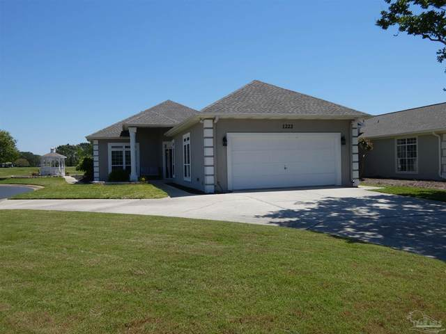 1222 Willowood Ln, Gulf Breeze, FL 32563 (MLS #588405) :: Connell & Company Realty, Inc.