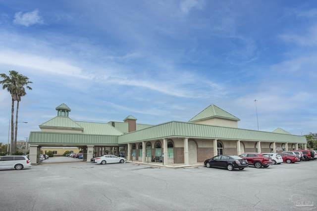 224 E Garden St #405, Pensacola, FL 32502 (MLS #588408) :: Coldwell Banker Coastal Realty