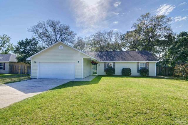 1141 Shady Lane Dr, Gulf Breeze, FL 32563 (MLS #588417) :: Connell & Company Realty, Inc.