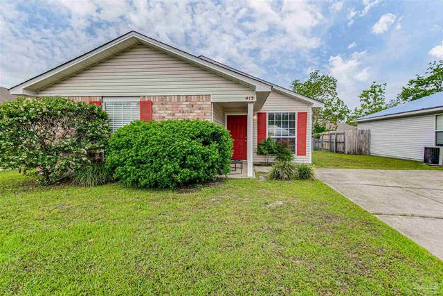 413 Pine Crescent Way, Pensacola, FL 32506 (MLS #588422) :: Connell & Company Realty, Inc.