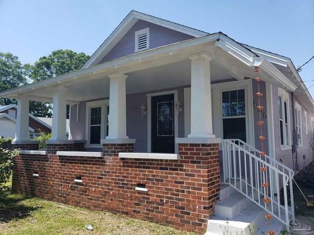 918 E Hernandez St, Pensacola, FL 32503 (MLS #588426) :: Coldwell Banker Coastal Realty