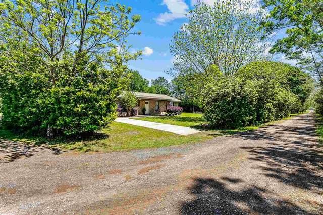 3135 Chance Rd, Molino, FL 32577 (MLS #588430) :: Coldwell Banker Coastal Realty