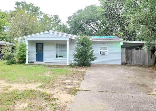 4654 Poinciana Dr, Pensacola, FL 32506 (MLS #588431) :: Coldwell Banker Coastal Realty