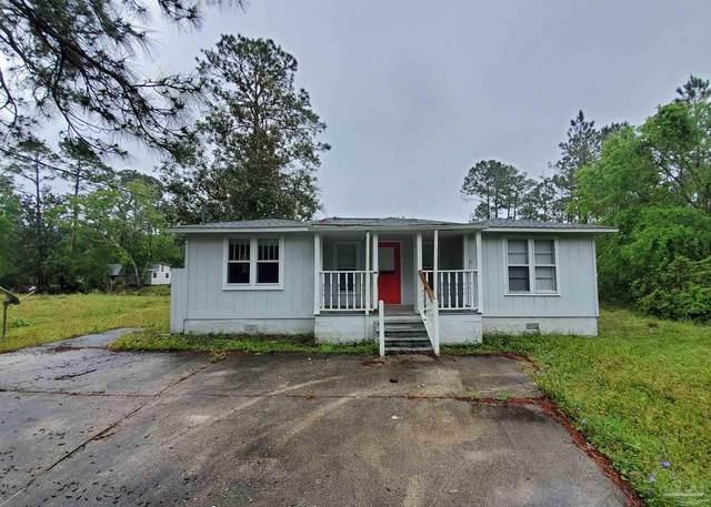 9317 Plumiera Pl, Pensacola, FL 32526 (MLS #588433) :: Coldwell Banker Coastal Realty
