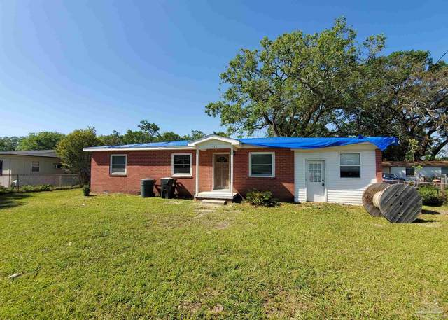 112 W Burgess Dr, Pensacola, FL 32503 (MLS #588434) :: Coldwell Banker Coastal Realty