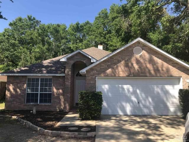 3934 Sunny Manor Cr, Milton, FL 32583 (MLS #588438) :: Coldwell Banker Coastal Realty