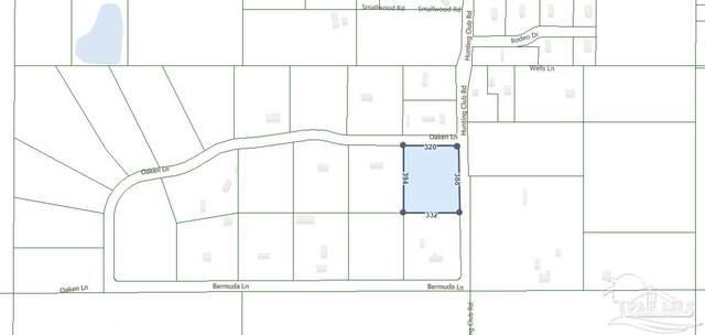 0000 Oaken Ln, Seminole, AL 36574 (MLS #588440) :: Coldwell Banker Coastal Realty