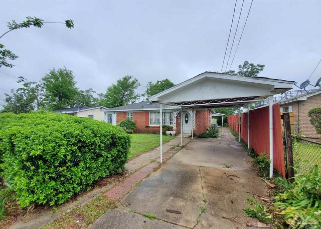 3223 N Miller St, Pensacola, FL 32503 (MLS #588443) :: Vacasa Real Estate