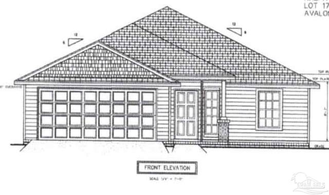 2948 N 24TH AVE, Milton, FL 32583 (MLS #588447) :: Connell & Company Realty, Inc.