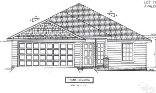 2948 N 24TH AVE, Milton, FL 32583 (MLS #588447) :: Coldwell Banker Coastal Realty