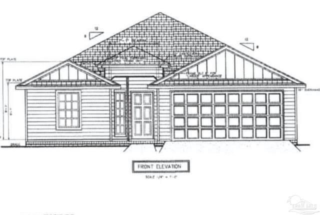 2946 N 24TH AVE, Milton, FL 32583 (MLS #588448) :: Coldwell Banker Coastal Realty