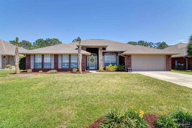 1822 Twin Pine Blvd, Gulf Breeze, FL 32563 (MLS #588450) :: Connell & Company Realty, Inc.