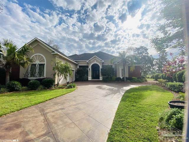 16 Bayside Ct, Gulf Shores, AL 36542 (MLS #588515) :: Connell & Company Realty, Inc.