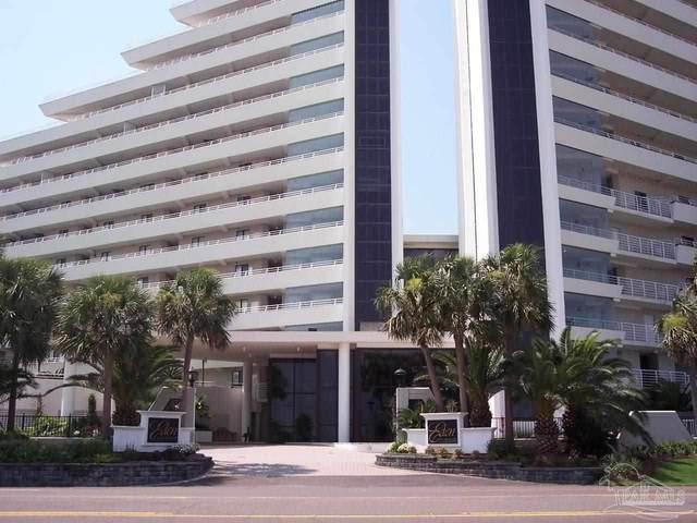 16281 Perdido Key Dr E401, Perdido Key, FL 32507 (MLS #588642) :: The Kathy Justice Team - Better Homes and Gardens Real Estate Main Street Properties