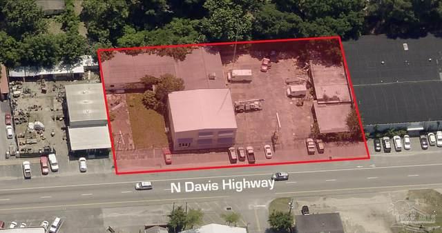 3110 N Davis Hwy, Pensacola, FL 32503 (MLS #588682) :: Levin Rinke Realty