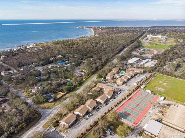 1100 Shoreline Dr #109, Gulf Breeze, FL 32561 (MLS #588710) :: Levin Rinke Realty