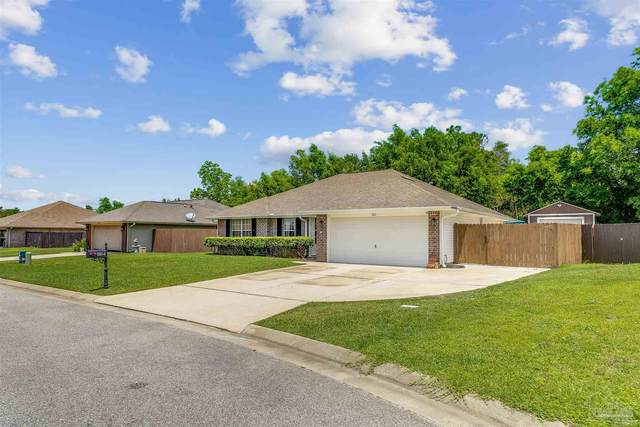 1864 Bay Pine Cir, Gulf Breeze, FL 32563 (MLS #588737) :: Connell & Company Realty, Inc.