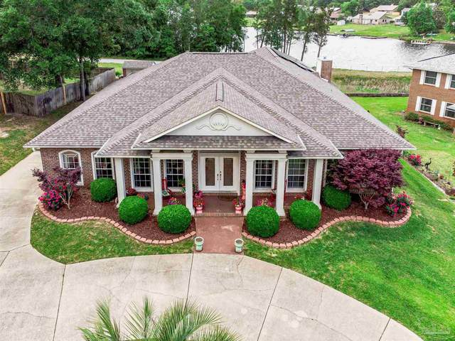 5008 Skylark Ct, Pensacola, FL 32505 (MLS #588881) :: Crye-Leike Gulf Coast Real Estate & Vacation Rentals