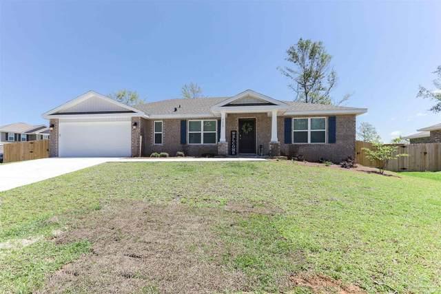 4659 Perception Cir, Milton, FL 32570 (MLS #589090) :: Crye-Leike Gulf Coast Real Estate & Vacation Rentals