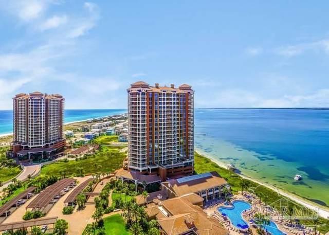 2 Portofino Dr #1809, Pensacola Beach, FL 32561 (MLS #589096) :: Levin Rinke Realty