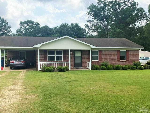 3726 Old Hwy 31, Flomaton, AL 36441 (MLS #589109) :: The Kathy Justice Team - Better Homes and Gardens Real Estate Main Street Properties