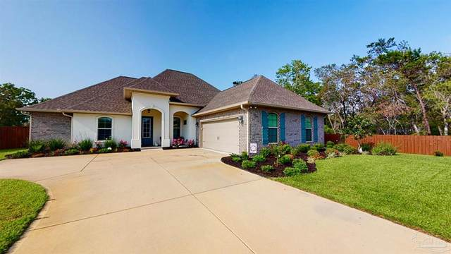 1549 Sabal Palm Dr, Gulf Breeze, FL 32563 (MLS #589112) :: Connell & Company Realty, Inc.