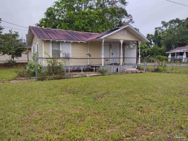2207 N 8th Ave, Pensacola, FL 32503 (MLS #589136) :: Levin Rinke Realty