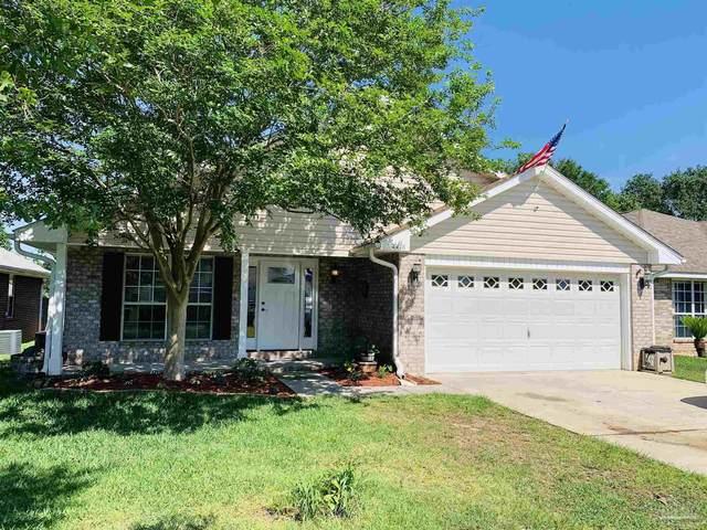 2418 Portobella Pl, Cantonment, FL 32533 (MLS #589141) :: Coldwell Banker Coastal Realty