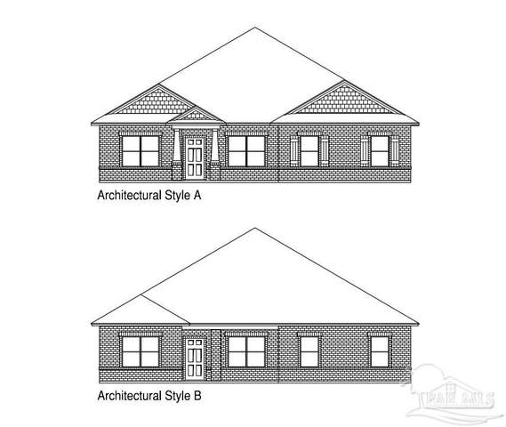 4062 Blue Hillside Ln, Milton, FL 32583 (MLS #589188) :: Connell & Company Realty, Inc.