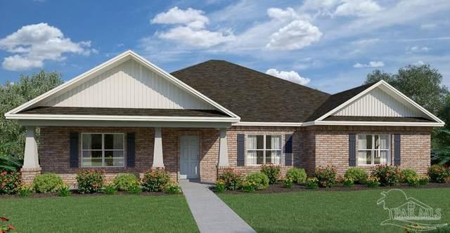 4068 Blue Hillside Ln, Milton, FL 32583 (MLS #589192) :: Connell & Company Realty, Inc.