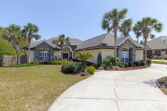 2651 Edmund Dr, Gulf Breeze, FL 32563 (MLS #589193) :: Connell & Company Realty, Inc.