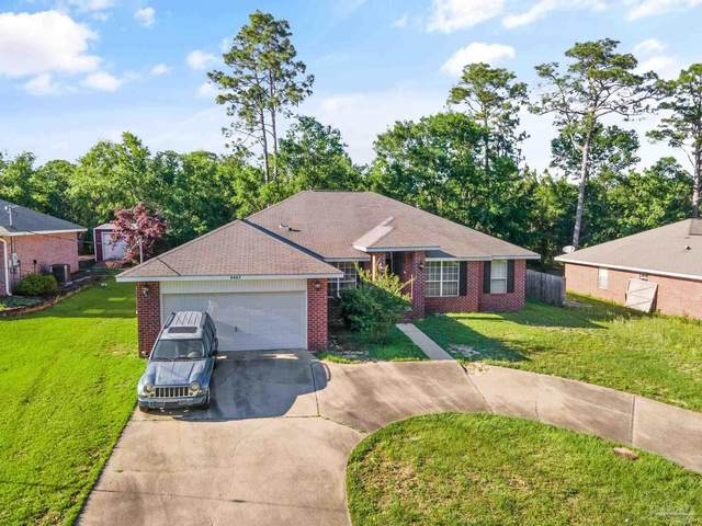 6662 Da Lisa Rd, Milton, FL 32583 (MLS #589197) :: The Kathy Justice Team - Better Homes and Gardens Real Estate Main Street Properties