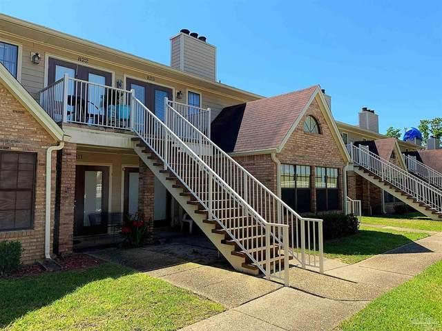 5001 Grande Dr #823, Pensacola, FL 32504 (MLS #589202) :: Connell & Company Realty, Inc.