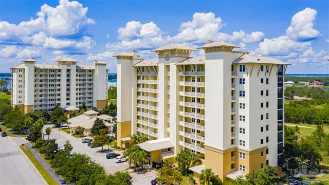 612 Lost Key Dr 504B, Perdido Key, FL 32507 (MLS #589212) :: The Kathy Justice Team - Better Homes and Gardens Real Estate Main Street Properties