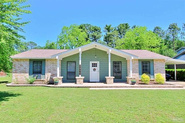 7340 Beta Ln, Pensacola, FL 32504 (MLS #589234) :: Connell & Company Realty, Inc.