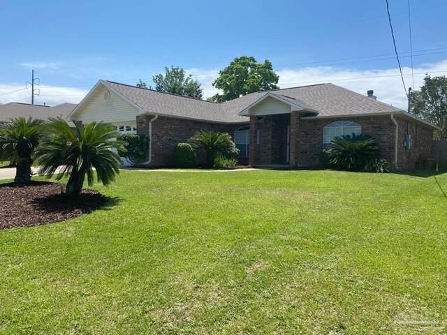 4955 Elea Calle Ln, Gulf Breeze, FL 32563 (MLS #589237) :: Connell & Company Realty, Inc.