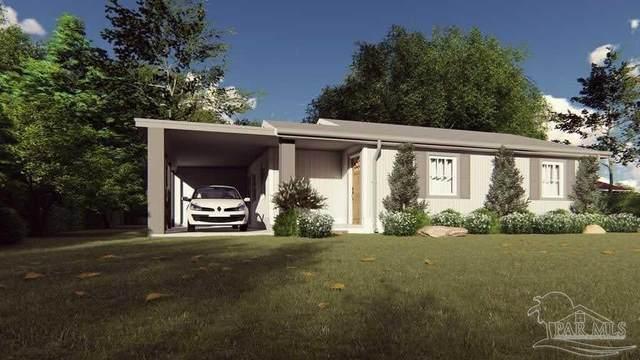 1470 E Baars St, Pensacola, FL 32503 (MLS #589238) :: Levin Rinke Realty