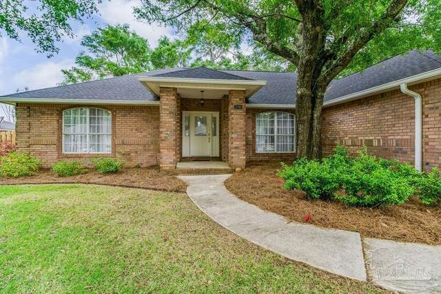 11702 Cabot St, Cantonment, FL 32533 (MLS #589241) :: Levin Rinke Realty
