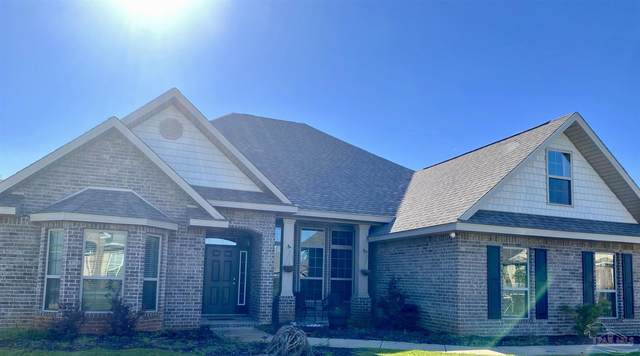 2930 Carrington Lakes Blvd, Cantonment, FL 32533 (MLS #589243) :: Levin Rinke Realty
