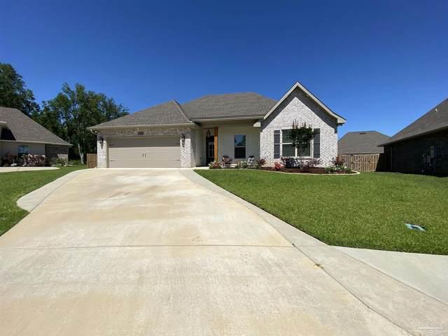 1580 Sawyers Ridge Cv, Cantonment, FL 32533 (MLS #589245) :: Levin Rinke Realty