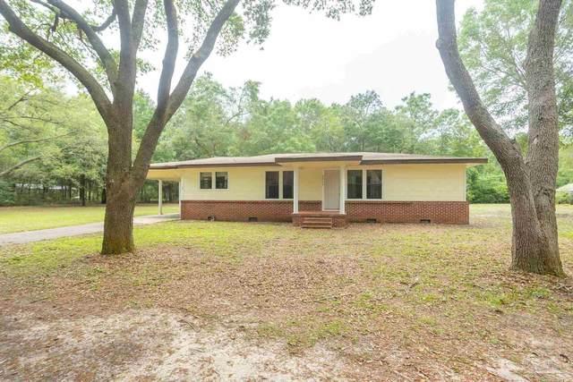 6211 Willard Norris Rd, Milton, FL 32570 (MLS #589251) :: Crye-Leike Gulf Coast Real Estate & Vacation Rentals