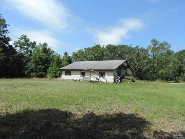 7501 Stiller Lake Rd, Pensacola, FL 32526 (MLS #589263) :: Crye-Leike Gulf Coast Real Estate & Vacation Rentals