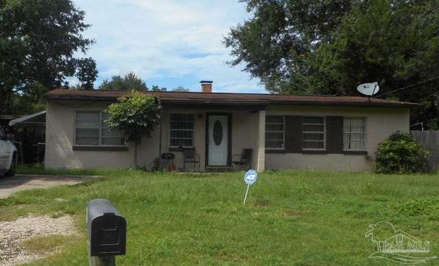 18 Norwood Dr, Pensacola, FL 32506 (MLS #589267) :: The Kathy Justice Team - Better Homes and Gardens Real Estate Main Street Properties