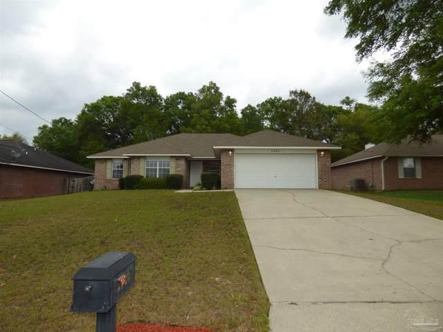 5983 Ashton Woods Cir, Milton, FL 32570 (MLS #589272) :: Crye-Leike Gulf Coast Real Estate & Vacation Rentals