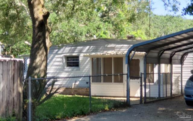 34 Pen Haven Dr, Pensacola, FL 32506 (MLS #589273) :: The Kathy Justice Team - Better Homes and Gardens Real Estate Main Street Properties