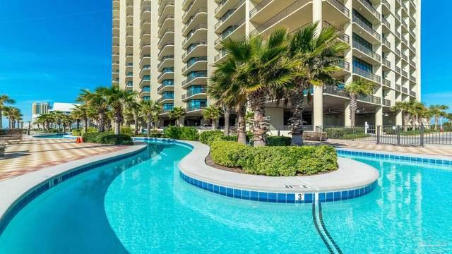 23972 Perdido Beach Blvd #1407, Orange Beach, AL 36561 (MLS #589292) :: Crye-Leike Gulf Coast Real Estate & Vacation Rentals
