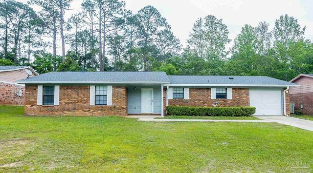 5712 Princeton Dr, Pensacola, FL 32526 (MLS #589309) :: Connell & Company Realty, Inc.