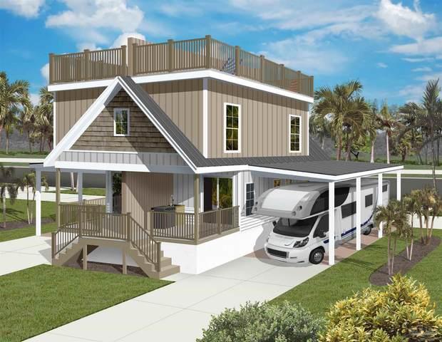 6125 Tranquility Ln Lot 25, Perdido Key, FL 32507 (MLS #589311) :: Crye-Leike Gulf Coast Real Estate & Vacation Rentals